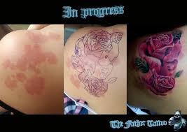 Tetování Květiny Tetování Tattoo