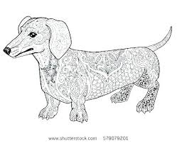Coloring Page Dog Printable Coloring Pages Dogs Coloring Page Of Dog