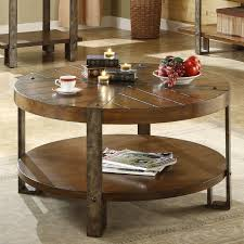 Coffee table with a difference