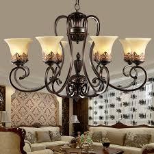 chandelier glass shades