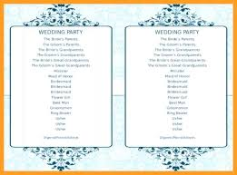 Wedding Program Templates Free Word Wedding Program Cover Templates Free Phonegenius Co