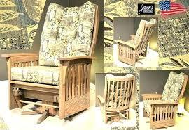 amish rocking chair oak rocking chair amish high chair rocking horse plans