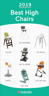 Table Chair Height Chart 10 Best High Chairs Of 2019