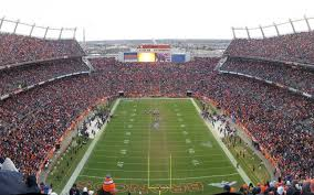 Broncos Stadium At Mile High Seating Chart Map Seatgeek