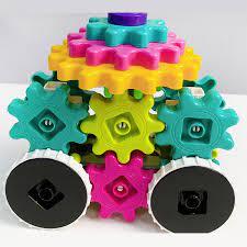 Đồ chơi bánh răng thông minh MBLOCK KOBORO – MBLOCK GEAR ROBOT(LER9225RL),  giá chỉ 281,800đ! Mua ngay kẻo hết!
