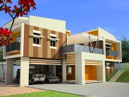 Simple Modern House Plans Modern Home Design In The Philippines Modern House Plans Modern