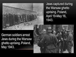 「1943 Warsaw Ghetto Uprising」の画像検索結果