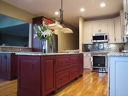 Raised Kitchen Floor Raised Panel Cabinets Bring Elegance To Your Kitchen Space