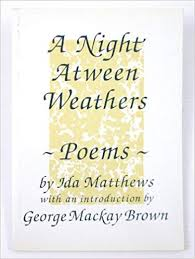 Amazon.in: Buy A Night Atween Weathers: Poems Book Online at Low Prices in  India | A Night Atween Weathers: Poems Reviews & Ratings