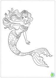 Afbeeldingsresultaat Voor Zeemeermin Kleurplaat Printen Pinbord