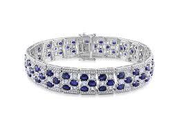 gemstone collection delamore jewelry 1 ct tw diamond