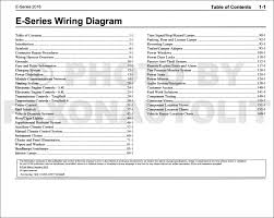 e350 wiring diagram 2016 ford e 350 and e 450 wiring diagram manual original