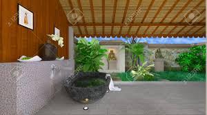 Orientalisches Badezimmer Lizenzfreie Fotos Bilder Und Stock
