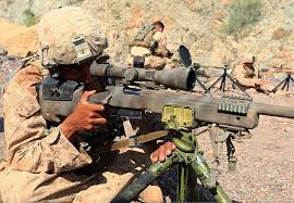 Marine Corps Scout Sniper File U S Marine Corps Lance Cpl Walter Pereira A Scout Sniper