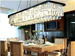 linear dining room lighting. Linear Chandelier Dining Room With Lighting S