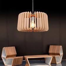 large pendant lighting. modern 118u201dwide round wood large pendant light in designer style lighting
