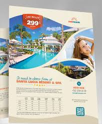 Travel Flyer Template Free Magdalene Project Org