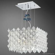 modern square shaped crystal chandelier for home lighting various designs are a 1