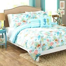 beach inspired bedding better homes and gardens ocean sea life bedroom bedding comforter set find affordable