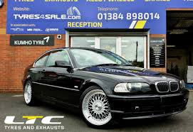 Coupe Series 3 wheel car bmw : Calibre Vintage 18″ Silver Alloy Wheels fitted to a BMW 3 Series ...