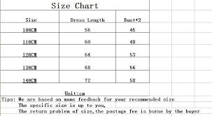 Baby Dress Length Chart 2019 Hot Sale Summer Baby Clothes New Girls Dress Sling Vest Beach Dress Children Summer Clothes Girls Tutu Dress From Nice_home66 11 91