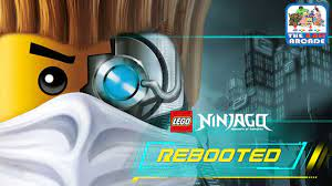 Lego Ninjago Rebooted - Climb Your Way Up Borg Tower And Save Cyrus  (iOS/iPad Gameplay) - YouTube