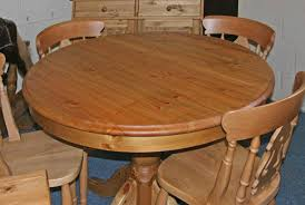 round pine table dining room furniture furniture round pine dining table