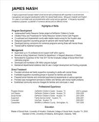Hospice Resume - 5+ Free Word, Pdf Document Downloads | Free ...