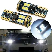 Euro Lights For Cars Details About Canbus Cool White 168 194 2825 Led Bulbs For Euro Cars Parking Position Lights