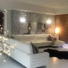 glitter wallpaper living room 30 ideas