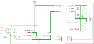 heater control wiring diagram heater wiring diagrams 800px heated bed schematic heater control