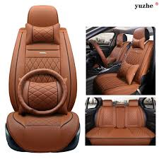 yuzhe leather car seat cover for ford