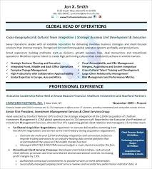 Executive Level Resume - Tier.brianhenry.co