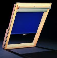 Rollos Velux Fenster Haus Bauen