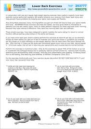 bulging disc relief lower back pain