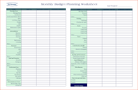 budget plan sheet budget planning spreadsheet invoice template worksheets for students