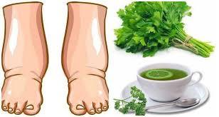 Image result for Voici un remède maison pour les jambes enflées