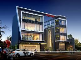 office building design. Bmw Corporate Office Building Design