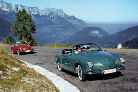 We did not find results for: 60 Years Of The Volkswagen Karmann Ghia