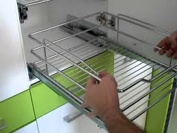 Kitchen Accessory How We Can Set Modular Kitchen Accessories I Basket In Kitchen