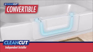 cleancut bathtub conversion