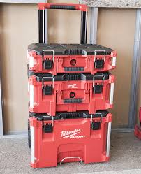 new milwaukee tools. milwaukee packout modular tool box system new tools i