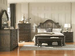 rustic king bedroom set. inspired by 17th century spain, this coaster 204041 carlsbad 6pc king bedroom set holds rustic s