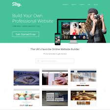 top online website builders collection themes pad create website
