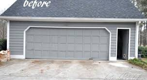 Garage Door Exterior Lights Cylinder Too Large Within Design Barn