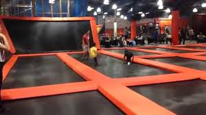 Big Air Trampoline Park In Buena Park Mall Youtube