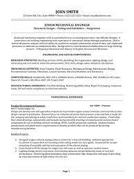 Fluid Mechanical Engineer Sample Resume Letter Example
