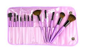 12 piece beauté basics makeup brush set