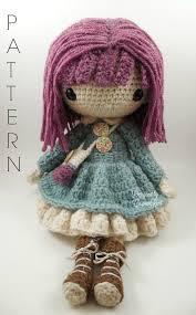 Free Crochet Doll Patterns Amigurumi