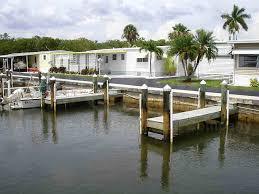 riverbend mobile home park docks